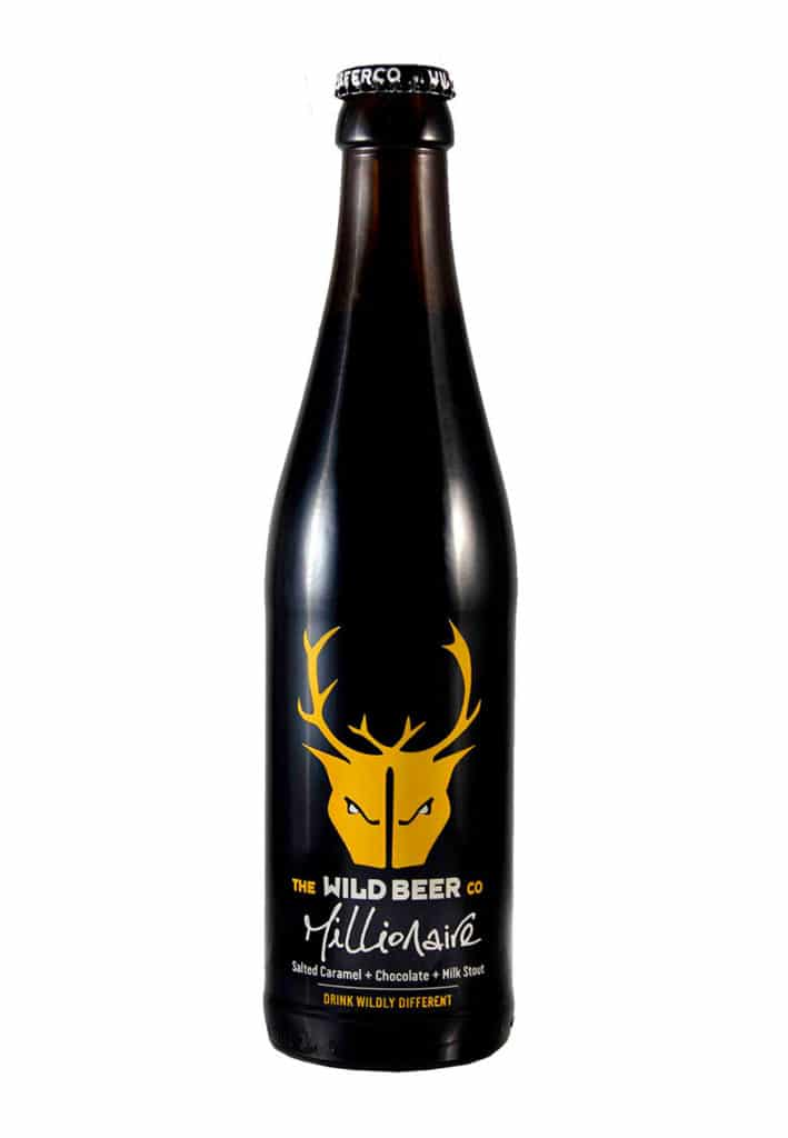 The Wild Beer Co Millionaire beer from Cheers Bro thank you gift box