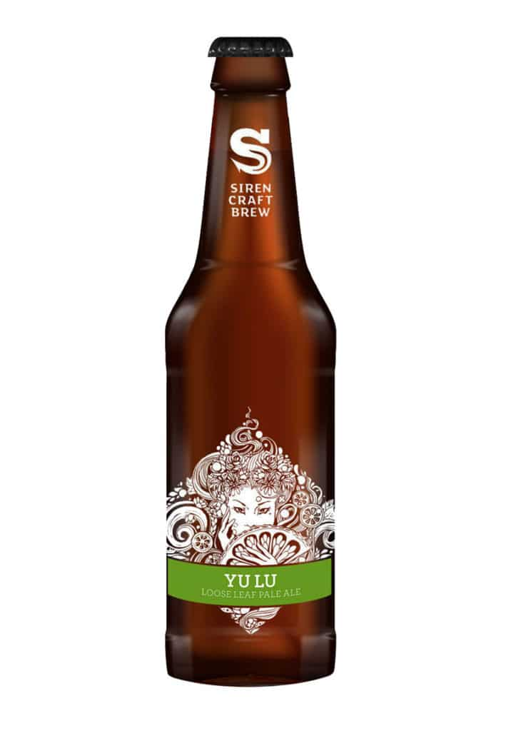 Siren Craft Beer Yu Lu beer from Cheers Bro thank you gift box